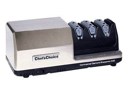 Chef's Choice Model 2100 Commercial Diamond Hone Knife Sharpener
