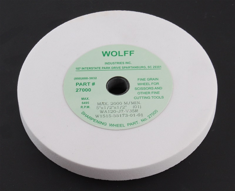 Wolff Industries Standard Wheel for Twice As Sharp