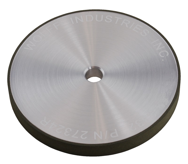 Wolff Industries 240 Grit Diamond Wheel for Twice As Sharp
