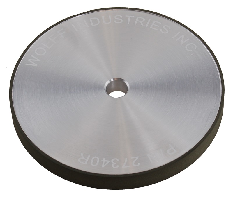 Wolff Industries 400 Grit Diamond Wheel for Twice As Sharp