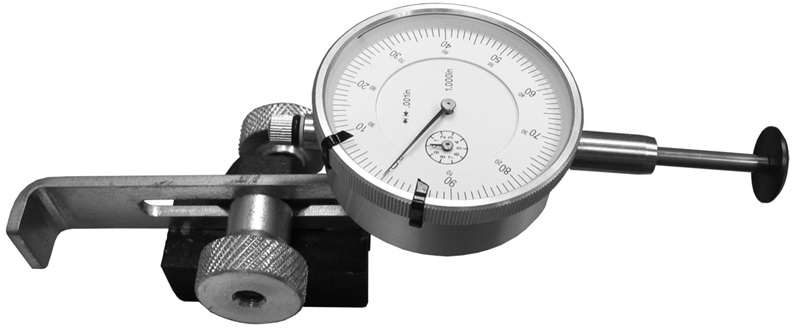 Tooth Height Indicator for 310-16 Saw Grinder