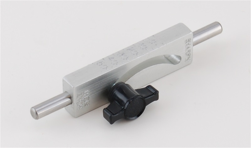 Angle Upright for Twice As Sharp Shear Clamps