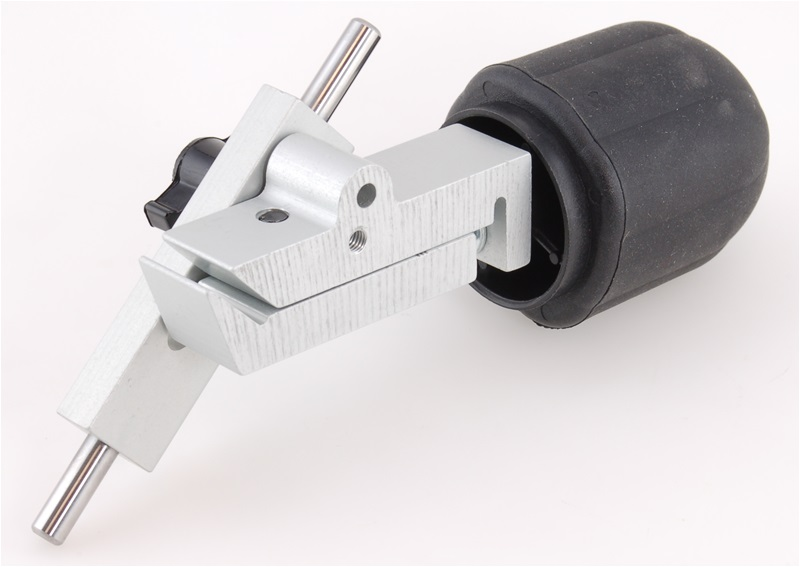 Standard Clamp With Ergonomic Knob and Upright for Twice As Sharp
