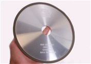 "Type 4A2P General Purpose Grinding Wheel 8"" x 1/4"" 180 Grit"