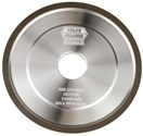 "Type 4A2P General Purpose Grinding Wheel 6"" x 1/4"" 120 Grit"