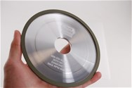 "Type 4A2P General Purpose Grinding Wheel 6"" x 1/4"" 400 Grit"