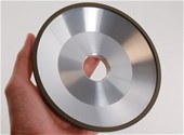 "Type 12A2 Grinding Wheel 6"" x 3/16"" 400 Grit"