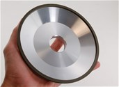 "Type 12A2 Grinding Wheel 6"" x 3/16"" 180 Grit"
