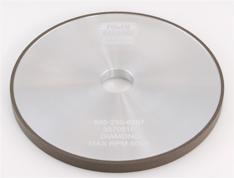 Fabulous Type 1A1 Grinding Wheel 8 X 1 2 80 Grit 1 1 4 Arbor Squirreltailoven Fun Painted Chair Ideas Images Squirreltailovenorg