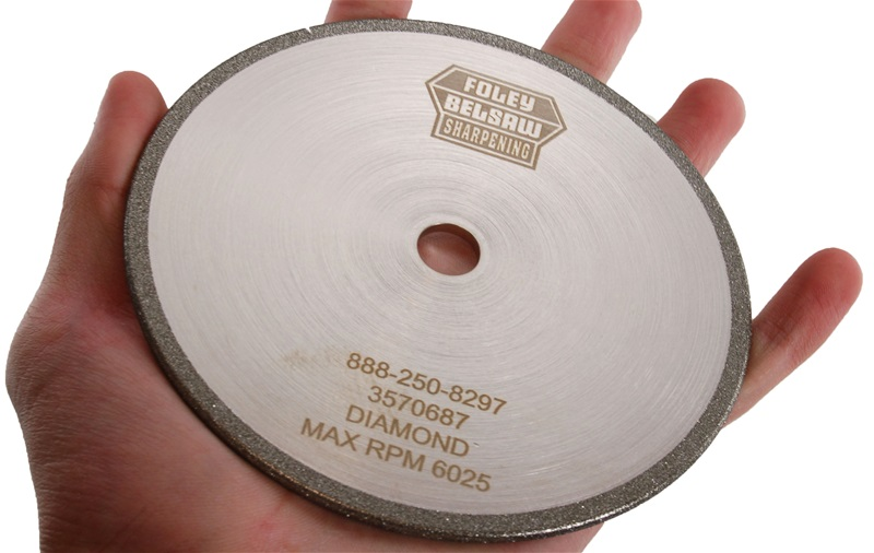 "Diamond 5"" x 1/8"" Chainsaw Grinding Wheel"