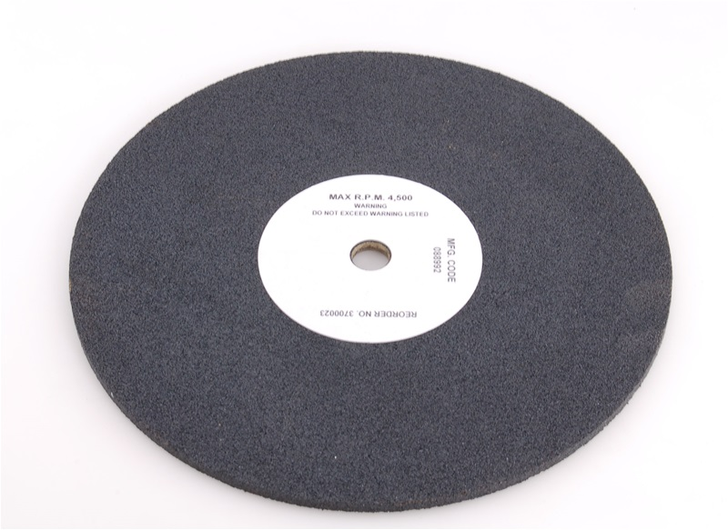 "Straight Grinding Wheel 8"" x 3/16"" 60 Grit"