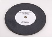 "Straight Grinding Wheel 8"" x 1/4"" 60 Grit"