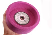 "Type 6 Straight Cup Grinding Wheel 6"" x 1/2"" 60 Grit"
