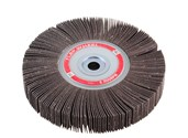 "6"" Flap Polishing Wheel - 80 Grit"