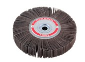 "6"" Flap Polishing Wheel - 120 Grit"