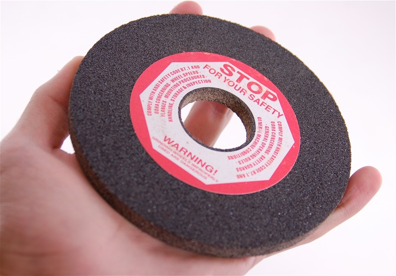 "5"" x 5/16"" Chainsaw Grinding Wheel 46 Grit"