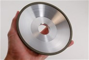 "Type 12A2 Grinding Wheel 6"" x 3/16"" 120 Grit CBN"