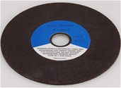 "Straight Grinding Wheel 6 1/8"" x 1/8"" 46 Grit"
