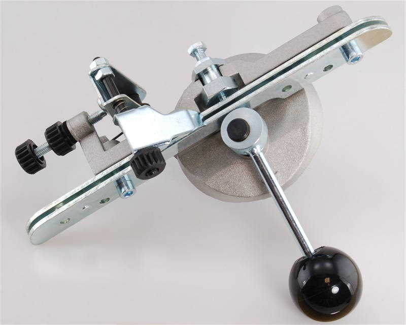 Complete Vise Assembly for Speed Sharp Compact Chain Grinder