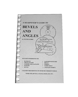A Sharpener's Guide to Bevels and Angles Manual