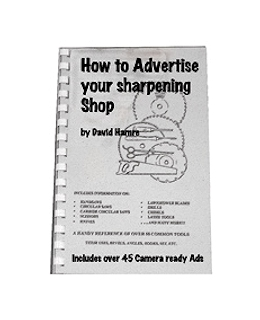 How to Advertise Your Sharpening Shop Manual