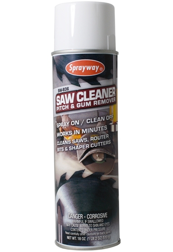 Saw Cleaner