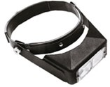 Opti-Visor with 2.5x Magnification