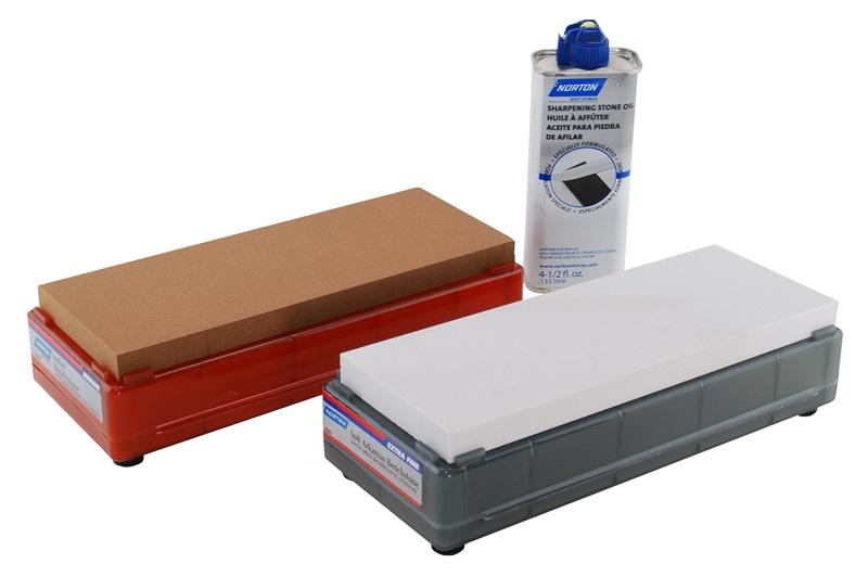 Norton Oil Stone Starter Kit