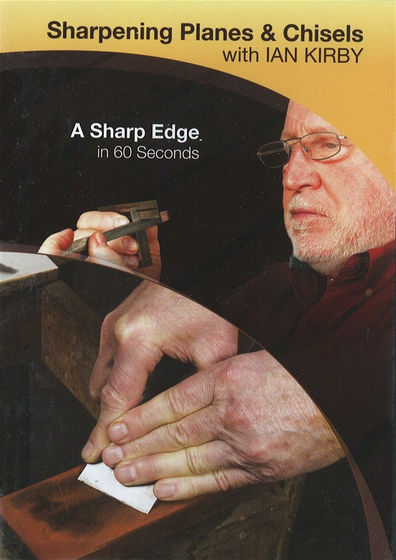 Sharpening Planes & Chisels DVD