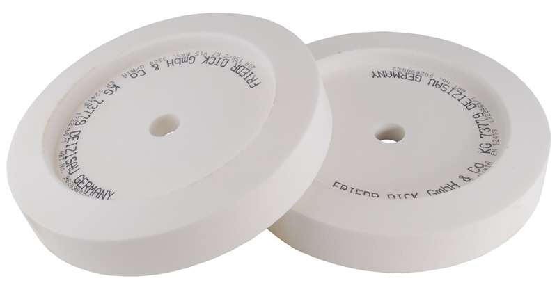 Pair of Large Grinding Wheels for F Dick SM-111