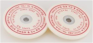 Ceramic Honing Wheels for F. Dick RS-150 Duo, SM-110 and SM-111