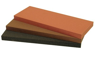"Norton India Bench Stone 8"" x 3"""