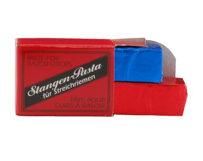 Herold - Solingen Red/Black Solid Strop Paste