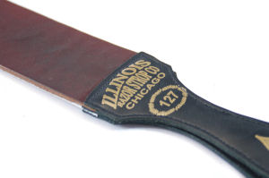 Illinois #127 Leather Razor Strop
