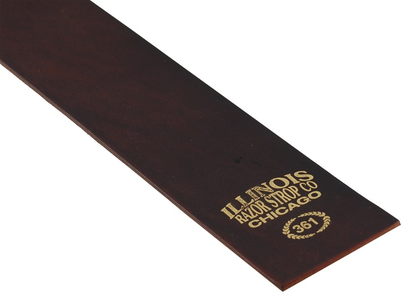 Illinois #361 Leather Razor Strop