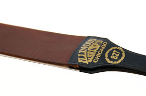 Illinois #827 Russian Leather Razor Strop