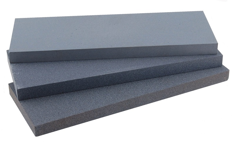 "Norton Crystolon Bench Stone 8"" x 3"""