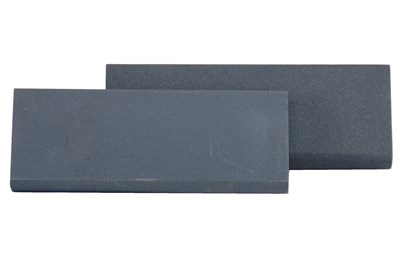 "Norton Crystolon 6"" Round Edge Slip Stone"