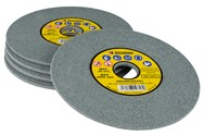 "Tecomec 5-3/4"" x 1/8"" Chainsaw Grinding Wheel for Hardened Chain"