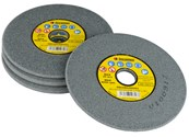 "Tecomec 5-3/4"" x 11/64"" Chainsaw Grinding Wheel for Hard Coated Cutters"
