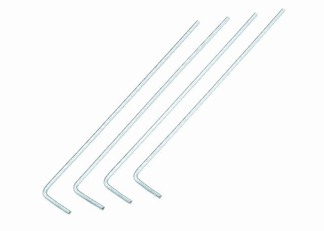 Lansky Replacement Guide Rods (Pack of 4)