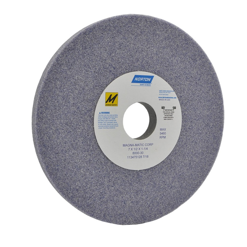 "Magna-Matic 1/2"" Wide Medium Grinding Wheel for MAG-8000"