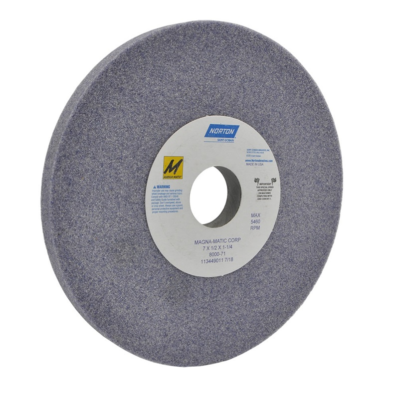"Magna-Matic 1/2"" Wide Hard Grinding Wheel for MAG-8000"