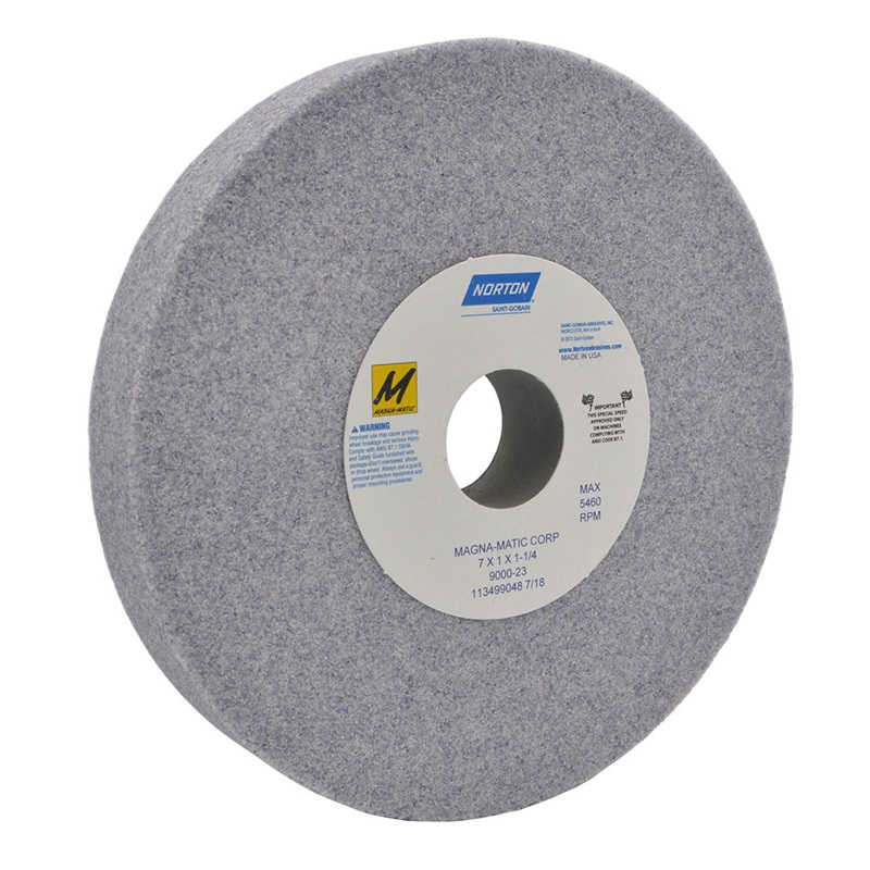 "Magna-Matic 1"" Wide Soft Grinding Wheel for MAG-9000 and MAG-8000"