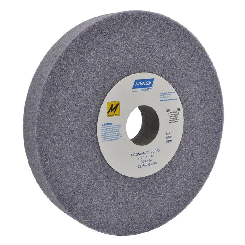 "Magna-Matic 1"" Wide Hard Grinding Wheel for MAG-8000 and MAG-9000"