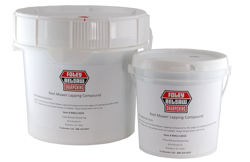 Reel Mower Lapping Compound - 120 Grit