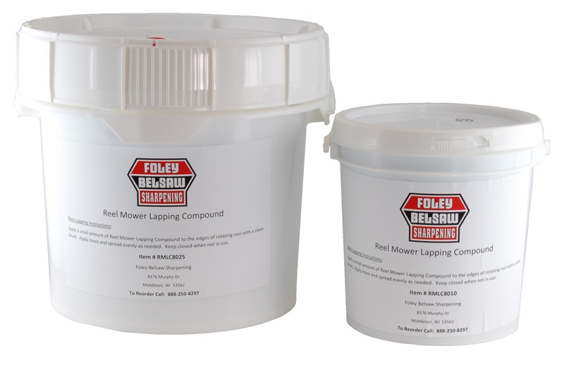 Reel Mower Lapping Compound - 80 Grit