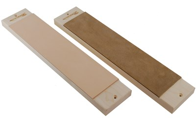 "12"" XL Leather Bench Mountable Strop"