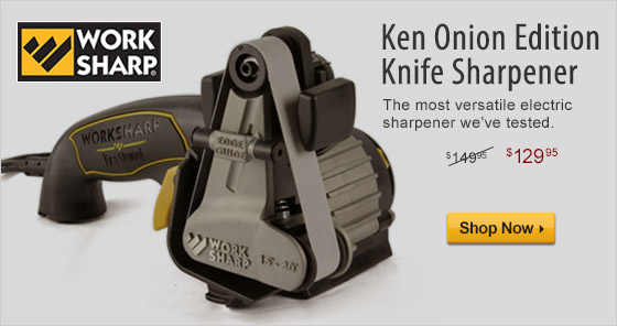 Ken Onion Edition Knife Sharpener