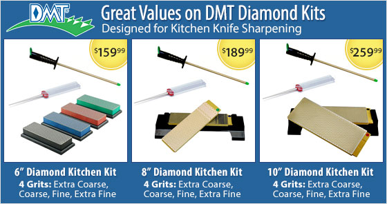 Great Values on DMT Diamond Kits